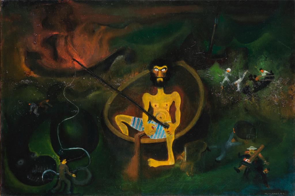 Jozef Hlinomaz - podzimní aukce Arthouse Hejtmánek