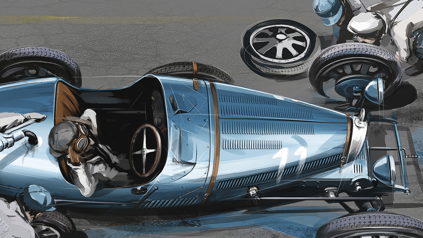 Bugatti vArthouse Hejtmánek