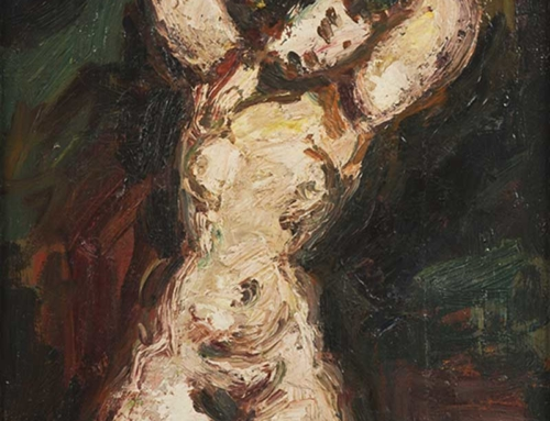 Jan Bauch vJarní aukci Arthouse Hejtmánek