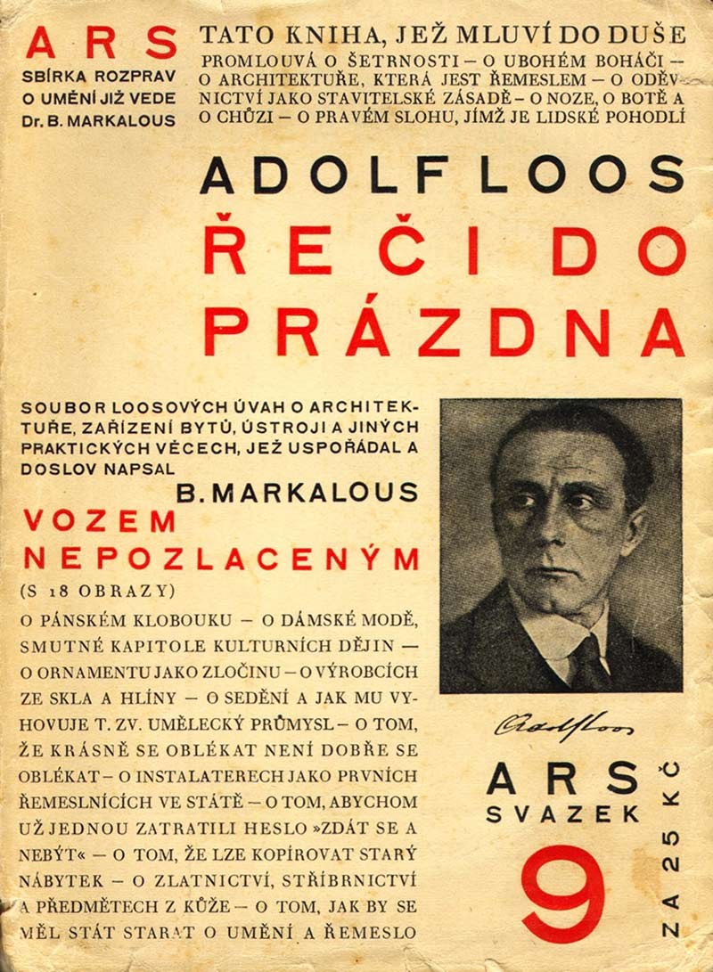 arthouse-hejtmanek-adolf-loos-reci-do-prazdna-antique