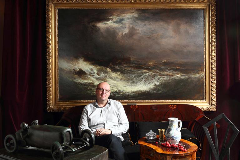 Jak to vidí Tomáš Hejtmánek / Vše co jste chtěli vědět o investicích do umění, ale báli jste se zeptat.