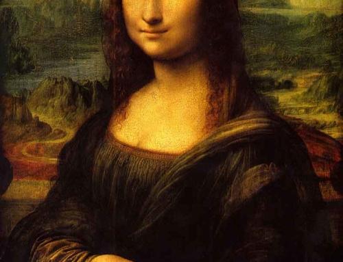 Šilhavý Leonardo da Vinci