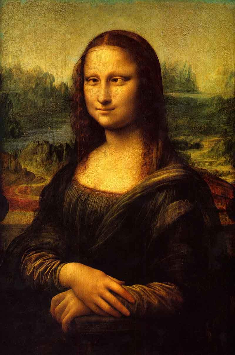 Mona_Lisa-silhajici