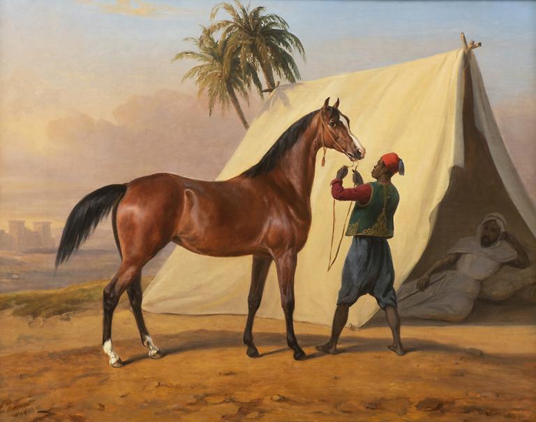Horace Emile Jean Vernet (1789 - 1863)