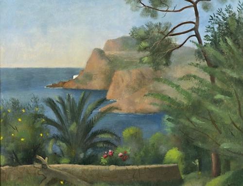 Otakar Kubín – Coubine od moře khouslím