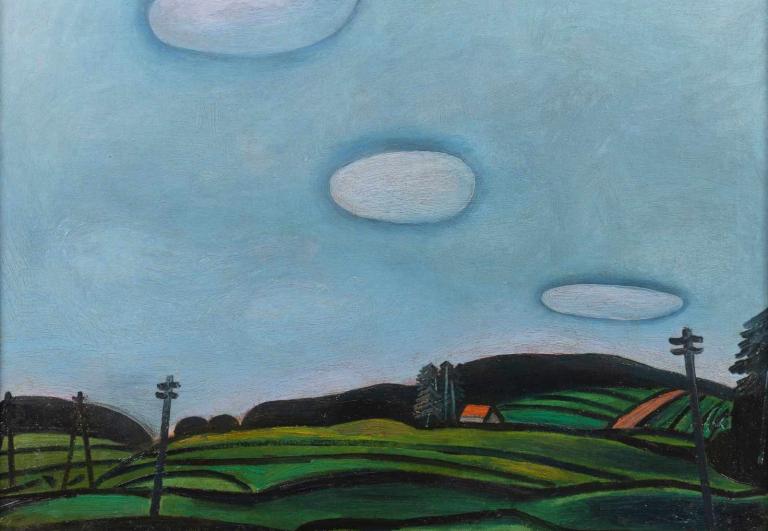 Karel Černý - Lívance na obloze