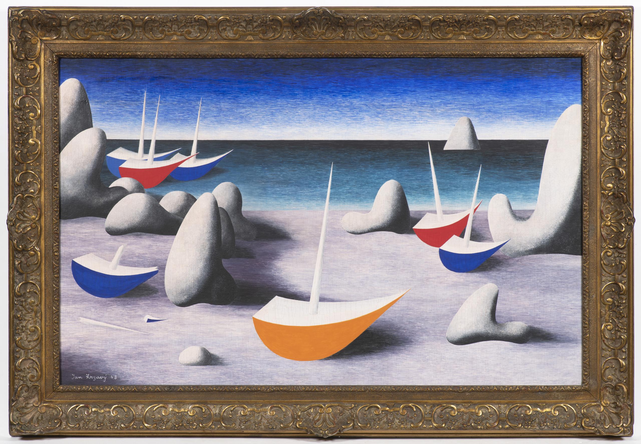 kralovna-mori-arthouse-hejtmanek-vecerni-aukce-2020