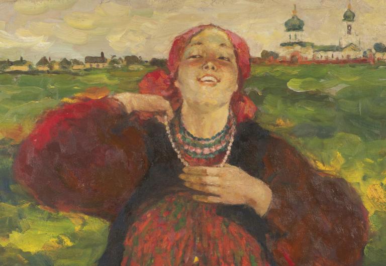 Ruské umění ve Večerní aukci 2020